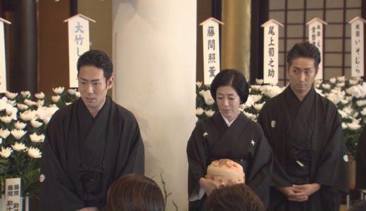 中村勘三郎さん納骨式 台東区の西徳寺で