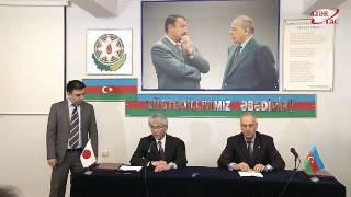AZƏRTAC ilə Yaponiyanın JİJİ PRESS informasiya agentliyi arasında əməkdaşlıq sazişi imzalanıb