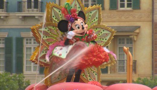 ミニーが主役の夏のイベント 東京ディズニーシー