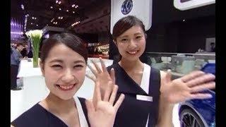 【360°VR動画】東京モーターショー2017 フォルクスワーゲン  Volkswagen  TMS