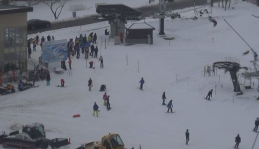 国内14年ぶりスキー場開業 兵庫 「峰山高原リゾート ホワイトピーク」