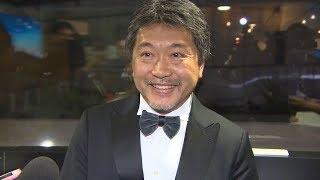 是枝監督、パルムドール受賞後の心境を語る