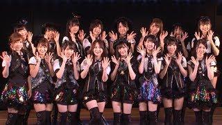 AKB48高橋チームBが「シアターの女神」公演