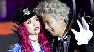 斎藤工がドラキュラに、泉里香がアメリカンポリス役
