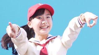 芦田愛菜、制服姿でダンスを披露