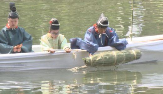 水の都・大阪に夏本番 天神祭が開幕