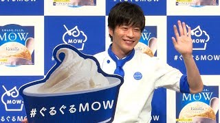 田中圭「ほっこり」、アイスのおいしい食べ方伝授