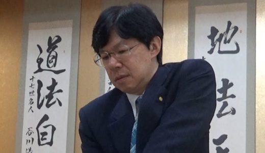 谷川九段、通算1324勝 加藤一二三さんと並び3位