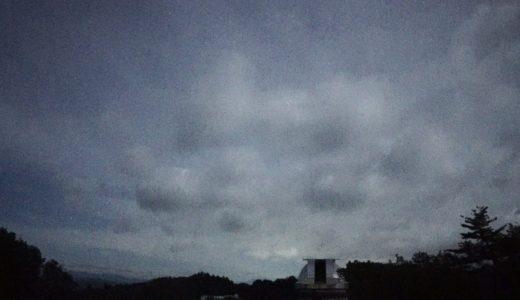 ペルセウス座流星群ライブ2019 8月12日(月)