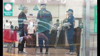 東日本銀行支店に強盗=男逮捕、けが人なし-東京