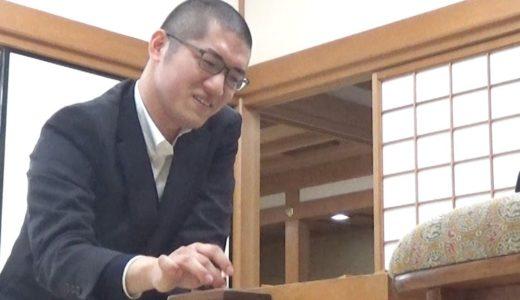 将棋ユーチューバー折田さん、棋士編入試験第1局に勝利