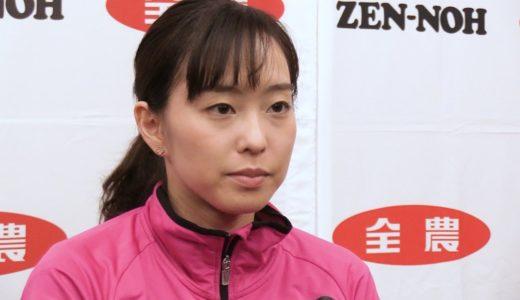 卓球の石川佳純、16度目の全日本挑戦