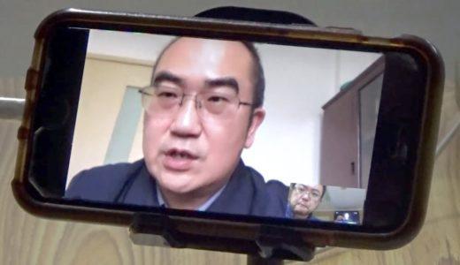 空ぜき「普通の肺炎と違う」 治療の最前線  武漢病院長の証言