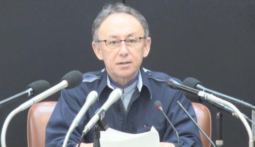 沖縄で女性運転手感染確認 危機管理対策本部会議を開催