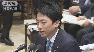 新型コロナ対策会議欠席の小泉大臣「反省している」(20/02/19)
