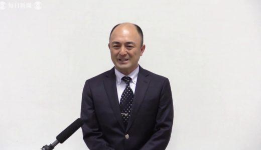 センバツ中止「しょうがない」 磐城・木村監督