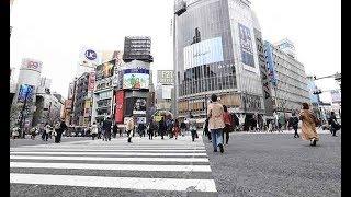 人波消えた週末東京 繁華街閑散、店閉まる観光地 新型コロナ