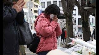 地元市民ら惜しむ声 志村さんゆかりの木に献花 東京・東村山