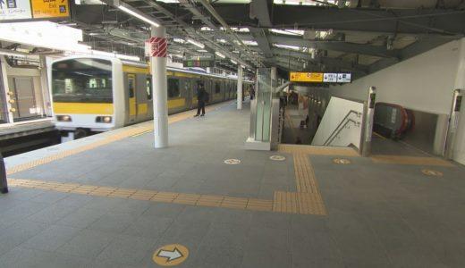 国立最寄り駅リニューアル JR千駄ケ谷に新ホーム