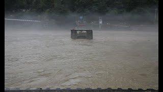熊本豪雨から1週間 球磨村