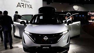 日産 新型EV「アリア」