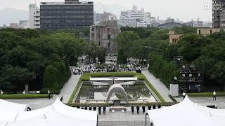 2020年広島「原爆の日」