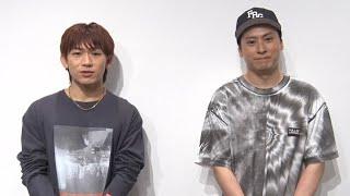 三代目JSB・NAOTO&山下健二郎が「新ラタタダンス」(USJ/三代目J SOUL BROTHERS EXILE)