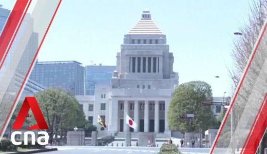 Japan's leadership race heats up