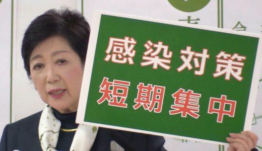 東京都 営業時間短縮を要請 医療崩壊の回避が焦点