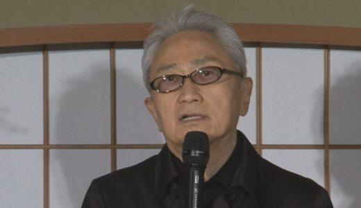 作詞家のなかにし礼さん死去 ヒット曲「北酒場」、直木賞作家