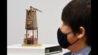 五輪聖火のランタン展示、大阪府内でスタート